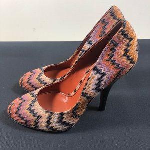 Missoni Shoes - Missoni Pumps.